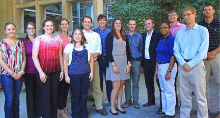 2013 SCRC Food Chain Fellows