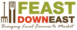 Feast Down East logo