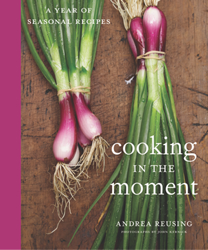 Cooking in the Moment Book Cover