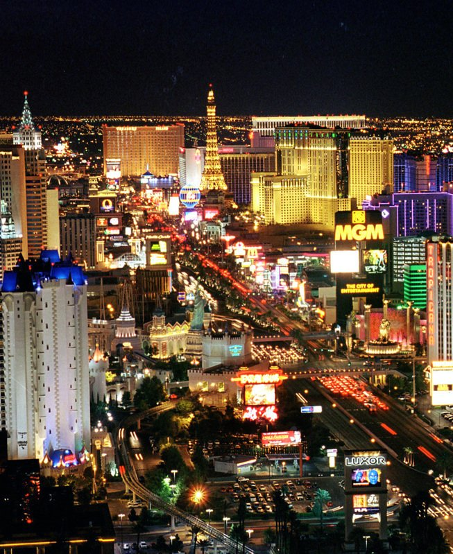 Vegas General Strip Image