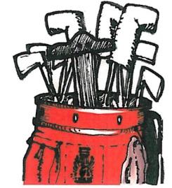 2012 AIA Indy Golf Logo