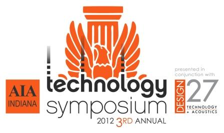 Tech Symposium 2012 AIA IN logo