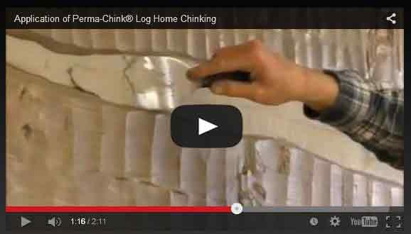 Chinking Video
