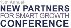 15th Annual New Partners For Smart Growth Conference Logo
