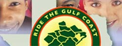 Ride the Gulf Coast Logo