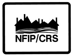 National Flood Insurance Program-Community Rating System logo