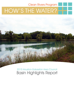 2015 Basin Highlights Report Cover