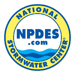 National Stormwater Center logo