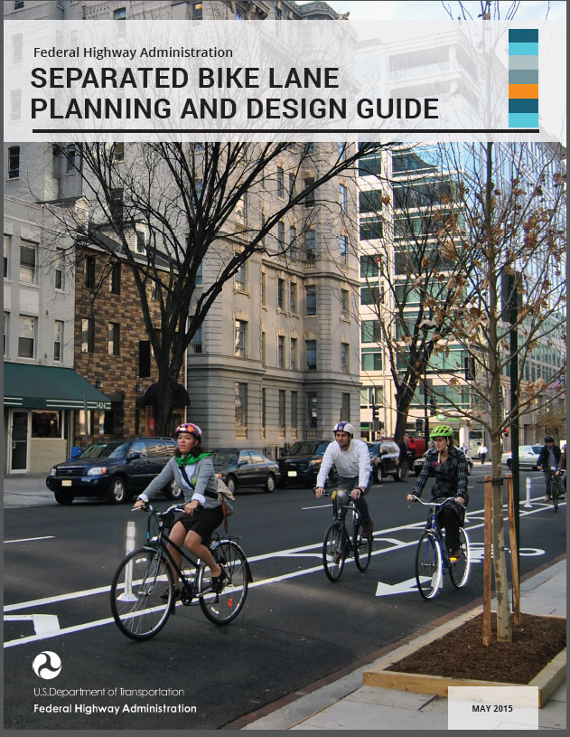 FWHA Bike Lane Guide cover