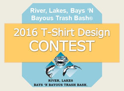 Trash Bash T Shirt Contest