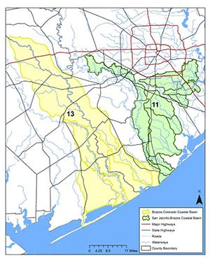 H-GAC Coastal Basins