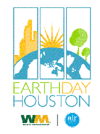 Earth Day Houston Logo