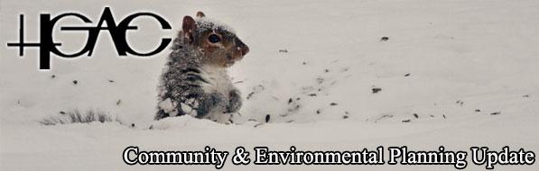 December 2015 C&E Planning Update Newsletter Banner