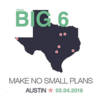 Big 6 2016 Logo