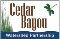 Cedar Bayou Watershed Partnership Logo