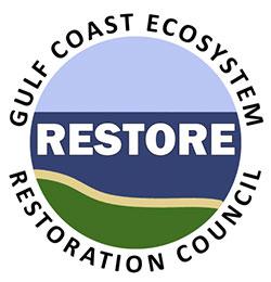 Gulf Coast Ecosystem Restoration Council Logo