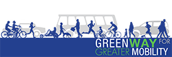 Greenway to Greater Mobility logo