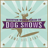 Houston World Series of Dog Shows logo