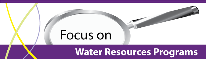 Focus on Water Resources Programs