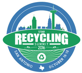 STAR Recycling Conference 2016 Logo