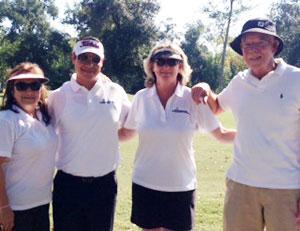 H-GALDC Sponsored a Golf Tournament in 2014