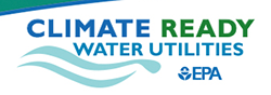 Climate Ready Water Utilties Logo