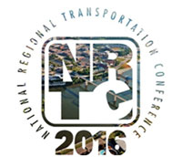 National Regional Transportation Conference logo