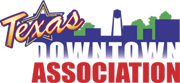 Texas Downtown Association Logo