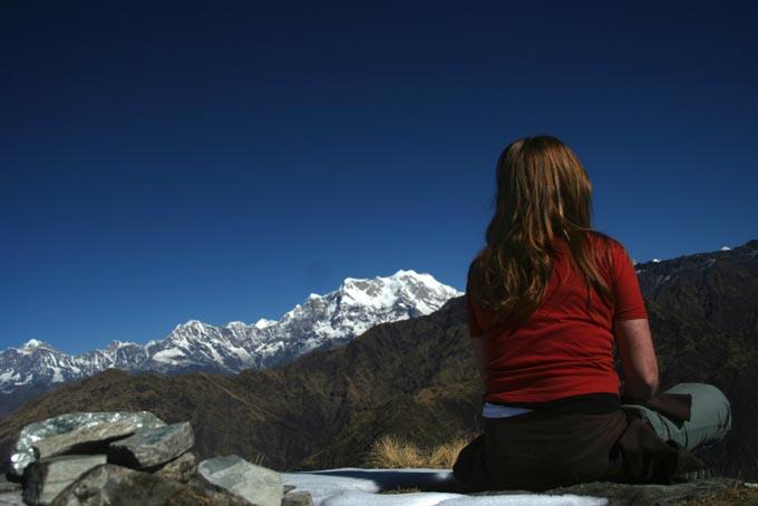 Chandrashilla summit