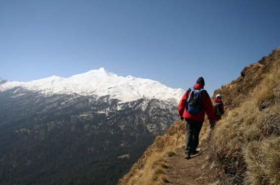 Approaching Pangarchulla