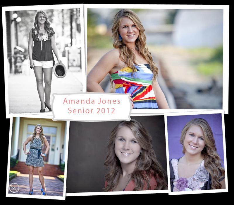 collage senior 2012