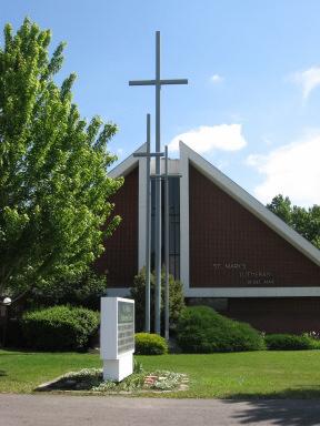St. Mark's Lutheran Chrurch in Aurora, CO