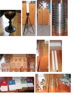 St Mark Aurora items to donate
