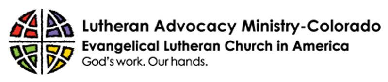 Lutheran Advocacy Ministry-Colorado logo