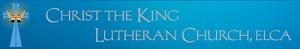 Christ the King Lutheran Church Durango logo