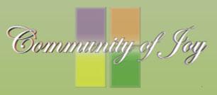 Community of Joy logo 2012