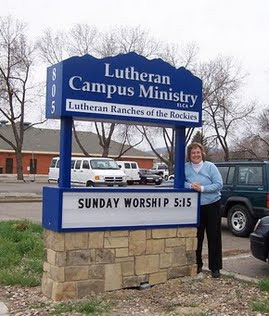 Lutheran Campus Ministry at CSU