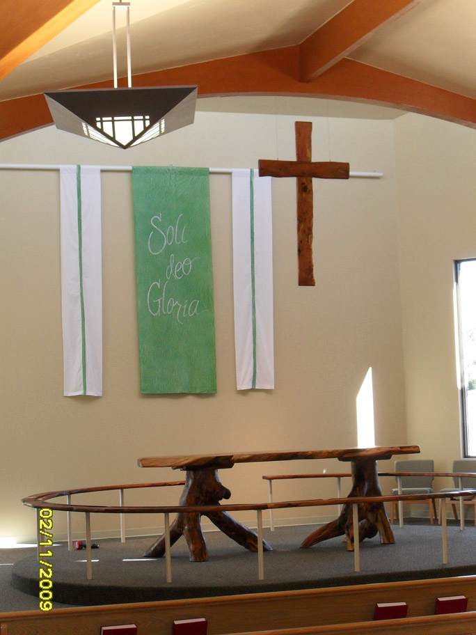 Peace Lutheran Church Sanctuary photo