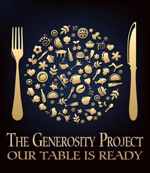 Generosity Project logo