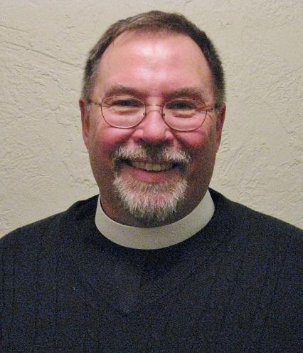 Pastor Michael Lohmann
