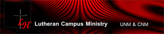 University of New Mexico Campus Ministry logo