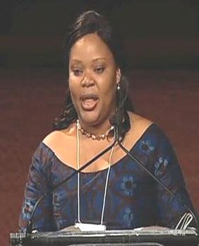 Leymah Roberta Gbowee image