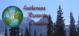 Restoring to Creation logo