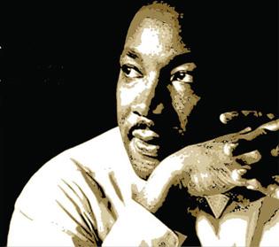 Rev. Dr. martin Luther King, Jr. image