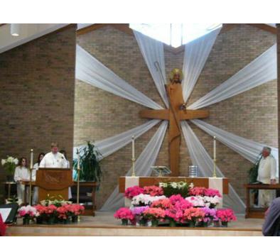 Holy Shepherd Lutheran Church Lakewood (interior)