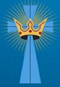 Christ the King Lutheran Church Durango emblem
