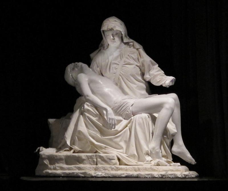First Colo Sprngs Living Art Pieta