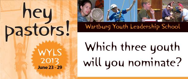 Wartburg Youth Leadership School logo