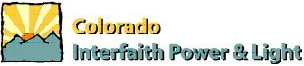 Colorado Interfaith Power and Light logo