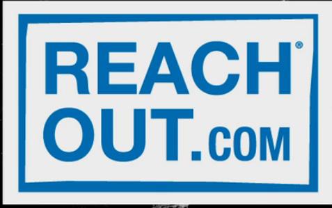 Reach Out Suicide Prevention logo